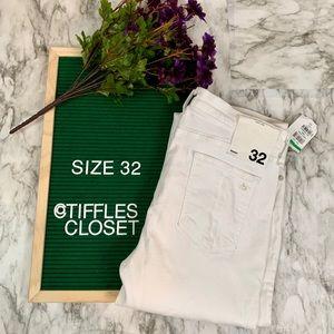 Rag and bone skinny jeans | size 32